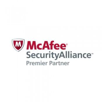 McAfee SecurityAlliance Premier Partner