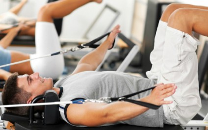 How not to embarrass yourself during pilates