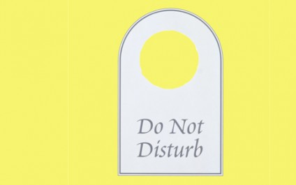 Setting your iPhone to Do Not Disturb