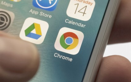 A Better Chrome for iPhone Users