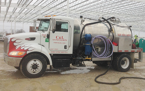 Septic Tank Cleaning - Perrysburg, Maumee, Toledo