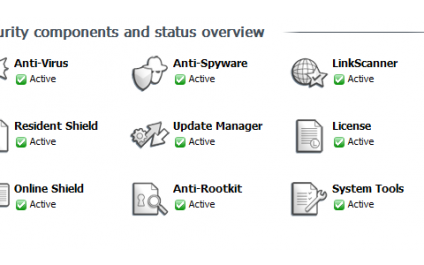 AVG Antivirus 2012 first look